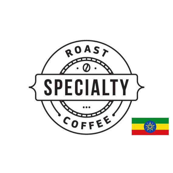 ETIOPIA G2 GURAFERDA ORGANICO – Etiópia, Bench Maji-Guraferda, zrnková káva 1 kg
