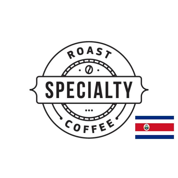 COSTA RICA MIELE ARABICA, zrnková káva 1 kg