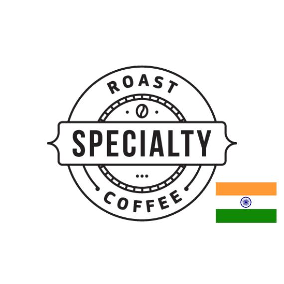 INDIA MALABAR AA – India, Karnataka State, zrnková káva 1 kg