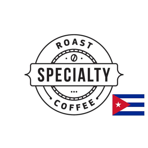 CUBA SERRANO SUPERIOR – Kuba, Sierra Maestra, zrnková káva 1 kg